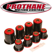 Prothane 7-212 Front Control Arm Bushings 71-73 Chevy Impala Monte Carlo Red