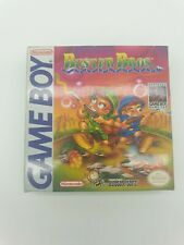 RARE NEW NEUF Nintendo Game boy Gameboy BUSTER BROS HUDSON SOFT Boxed DMG-AG-USA