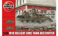 Airfix A1371 M18 Hellcat GMC Tank Destroyer 1:35 Plastic Model Kit New & Sealed