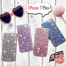 New Bling Glitter Girls Soft Shock proof 360 Phone Case Cover For iPhone 7 Plus