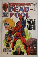 Deadpool Wade Wilson Flashback Issue -1 Minus One VF FREE SHIPPING!
