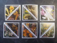 1996 SURINAME ORCHIDS SET OF 12 MINT STAMPS MNH