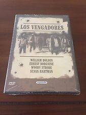 LOS VENGADORES - ED 1 DVD - 105 MIN - WESTERN - NUEVO, EMBALADO - NEW, SEALED