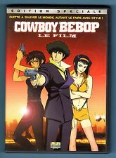 DVD EDITION SPECIALE ★ COWBOY BEBOP - LE FILM ★ DE SHINICHIRÔ WATANABE