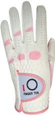 Women Ladies Golf Gloves Weathersof Grip Worn on Left Hand Lh Size XL Soft UK