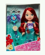 NEW DISNEY PRINCESS SHARE WITH ME ARIEL DOLL
