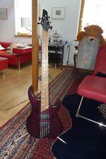 DINGWALL Voodoo 5-Saiter Bass, made in Canada, erste Serie (selten), Bartolini
