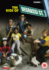 The Kids Of Degrassi Street DVD (2008) Zoe Newman ***NEW***