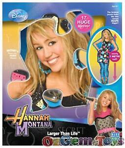 Hannah Montana Larger Than Life Gigantic Jigsaw Puzzle