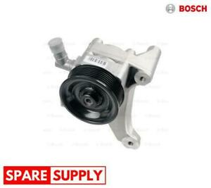 HYDRAULIC PUMP, STEERING SYSTEM FOR IVECO FIAT BOSCH K S01 000 051