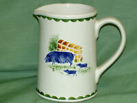 Wood & Sons~JACK'S FARM  30 oz Pitcher/Jug ~New~Made in England
