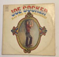 Joe Cocker Mad Dogs & Englishmen Vinyl Album A&M Records