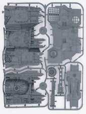 Ramshackle Walls 1 Ork-Ruine Gelände Kill Team Octarius Warhammer 40k