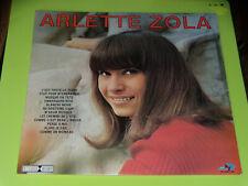33 TOURS - ARLETTE ZOLA - C'EST TOUTE LA TERRE - 1968