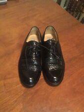 Mezlan Genuine Crocodile Shoes- 8.5