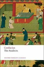 Confucius The Analects Oxford World's Classics Raymond Dawson (Paperback, 2008)