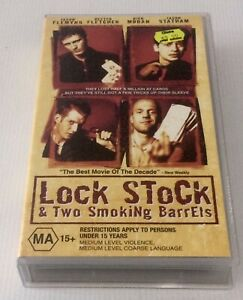 Lock Stock and Two Smoking Barrels VHS