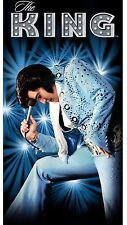 "Elvis - The King - 30""X 60"" Beach Towel"
