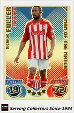 2010-11 Topps Match Attax Man Of Match Foil No 422 Ricardo Fuller (Stoke City)