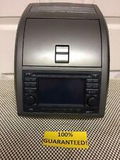 WARRANTY! 10-12 Nissan Sentra Versa CD Player Radio Navigation Radio with Bezel