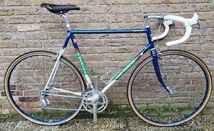 Eddy Merckx Corsa Extra Team ADR, Campagnolo C Record, Columbus SLX Tubing.