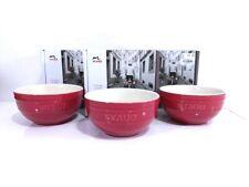 Staub Ciotola Ceramica rosso 40510-794 12cm