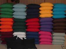 Cornhole Bags, Baggo, 4 sets. 32 bags. You pick colors. 20 colors available. ACA