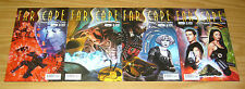 Farscape: Strange Detractors #1-4 VF/NM complete series - all A variants - comic