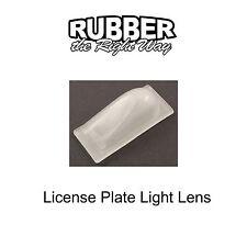 1964 - 1972 Ford Galaxie & Thunderbird License Plate Light Lens