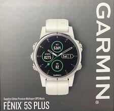 Garmin Fenix 5S Plus Sapphire Edition Premium Multisport GPS Watch 42mm