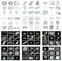 Cutting Dies Metal Stencil DIY Scrapbooking Embossing Paper Cards Craft Dies