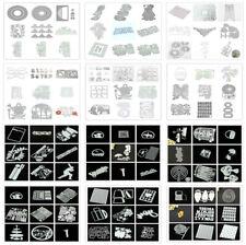 Cutting Dies Metal Stencil DIY Scrapbooking Embossing Paper Cards Craft Dies