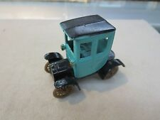TOOTSIE TOY 1906 CADILLAC CLASSIC SERIES LIGHT BLUE CAR CHICAGO  USA