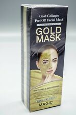 Magic Collection Gold Collagen Facial Peel Off Gold Mask 120 ml Lot of  6