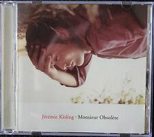"""JÉRÉMIE KISLING """"MONSIEUR OBSOLÈTE"""" CD"""