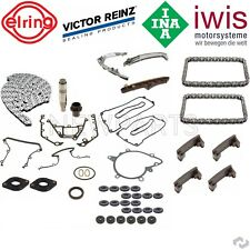 BMW E53 E38 E39 540i 740i X5 4.4L Timing Chain Tensioner Seal Guide Kit OEM
