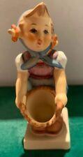 "Vintage ""Little Helper"" Goebel Hummel Figurine #73"
