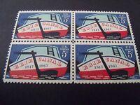 US Postage Stamp 1967  Erie Canal 1817-1967 Scott 1325 4-5c