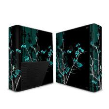 Xbox 360E Console Skin - Aqua Tranquility - DecalGirl Decal