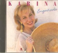 KARINA - ENGAÑADA CD ALBUM RARO 1992 SPAIN EXCELLENT CONDITION