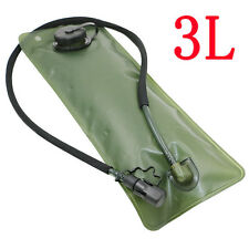 New 3L Bicycle Mouth Water Bladder Bag Hydration For Camping Hiking Climbing
