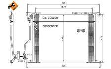 NRF Condensador, aire acondicionado MERCEDES-BENZ CLASE S SL 35578