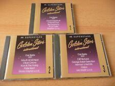 3 CD Set Golden Stars International: Petula Clark Boney MSmokie Clout C C Catch