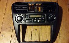 01-02 OEM Honda Accord AC Heater Climate Control Unit black