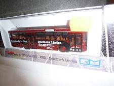 "Rietze, 72312 MAN SL 200 ""RBA-Spielbank Lindau"""