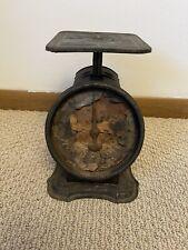 Antique kitchen scale,home decor Rustic Parts Or Restoration