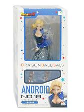 Dragonball Gals Dragon Ball Z Android No.18 PVC Figure Megahouse