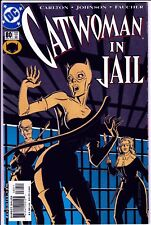 CATWOMAN 80 DC Comics 1993 Series VF+ Near Mint NOS  Catwoman In Jail