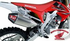 YOSHIMURA COMPETITION SERIES 94db RS4 ALUMINUM FULL SYSTEM HONDA CRF250R 2010