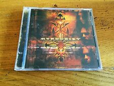 HYPOCRISY 10 years of chaos and confusion - CD